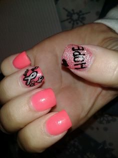 Nails for breast cancer! www.komeniowa.org