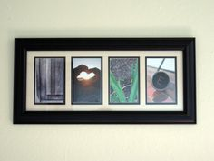 Love Photo Word Art 4x6 Prints by PurpleRadishInk on Etsy, $20.00