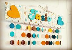Kalendarz Rodzinny  Można kupić tu http://pl.dawanda.com/product/91284063-kalendarz-rodzinny-dla-dzieciakow