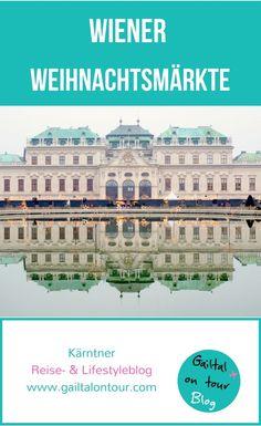 Advent in Wien ist eine ganz besondere Jahreszeit. Die beliebtesten Wiener #Weihnachtsmärkte im Vergleich