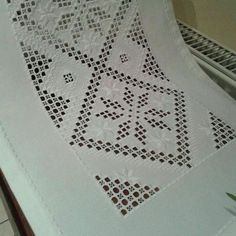 Hardanger Embroidery, Paper Snowflakes, Thread Work, Bargello, Craft Work, Thing 1, Norway, Ravelry, Paisley