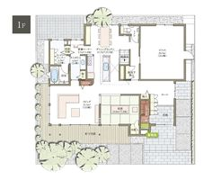 枚方展示場|大阪府|住宅展示場案内(モデルハウス)|積水ハウス House Floor Plans, Layout, Flooring, How To Plan, Architecture, Sweet, Home Decor, House, Arquitetura