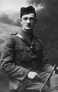 Lt Douglas Annand Fenton died 10 Sept 1916, Western Front, WW1. Unit: 3rd…