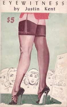 Vintage-loving lady with an affinity for pin-up girls and red lipstick. Vintage Stockings, Silk Stockings, Stockings Heels, Retro Lingerie, Jolie Lingerie, Lingerie Models, Nylons, Mode Vintage, Vintage Ads