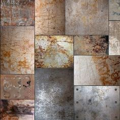 This wallpaper design is picturing scratched, metal clad, steel plates creating a cool industrial image to your home. Painting Wallpaper, Cool Wallpaper, Rebel, Scandinavian Wallpaper, Patchwork Tiles, Copper Lighting, Engineered Stone, Style Retro, Shopping