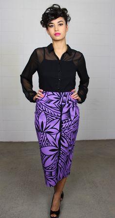 Mena Dress, brought from Samoa! Samoan Designs, Polynesian Designs, Fashion 2017, Fashion Outfits, Latest Fashion, Samoan Dress, Hawaiian Wear, Island Wear, Swagg