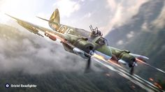 Never seen this type of Beaufighter before, nice.