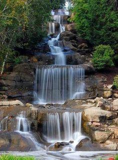 Shan Hussain - Google+ - Cading Waterfalls ,Robinson,Pennsylvania,USA