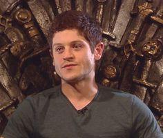 Iwan rheon on the throne Hot Men, Hot Guys, Iwan Rheon, Hbo Game Of Thrones, Sansa, Tom Hardy, Winter Is Coming, Celebrity Crush, Actors & Actresses