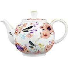 February Teapot by Yellena James