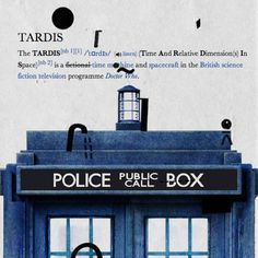 TARDIS definition :)