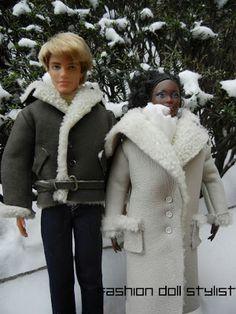 Fashion Doll Stylist: Fleeced!!!!!