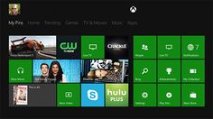 #Xbox #One #dashboard shown in most feature-complete video yet