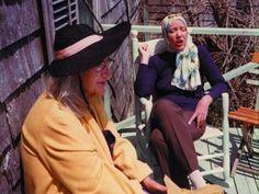 Grey Gardens and the Edie Beales Edie Bouvier Beale, Edie Beale, Gray Gardens, Film Story, Jacqueline Kennedy Onassis, Organic Gardening Tips, East Hampton, Garden S, Documentary Film