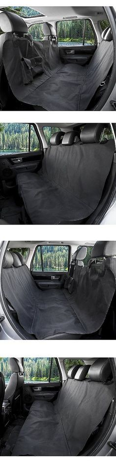 Car Seat Covers 117426: Pet Car Seat Cover Trucks Suv Waterproof Hammock Convertible X-Large Black New -> BUY IT NOW ONLY: $41.25 on eBay!