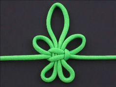 Fleur De Lis Knot and other great knots