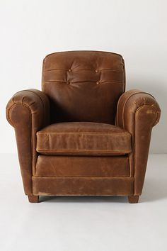 Jack Club Chair #anthropologie
