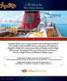 Disney Fantasy Cruiseslove the Fantasy