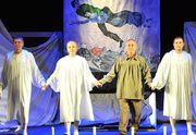 Израильский ТЮЗ Шауля Тиктинера  Юбилейная премьера М. Шагал. Последний полет  || Я люблю Израиль ||