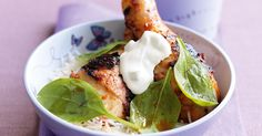 Curry for kids: Warm them up gently with this low-heat, kid-friendly chicken curry.