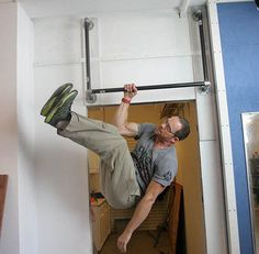 Charmant DIY Pullups Bar, How To Make A Pullup Bar, Make Your Own Pullup Bar, Pullup  Bar Plans