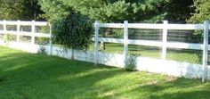 Cheap Dog Fence Ideas | Inexpensive Fencing for the chicken run...
