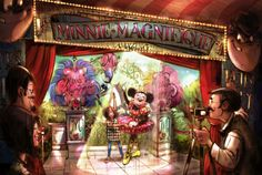 Pete's Silly Sideshow Coming to Fantasyland Expansion (Disney and Florida Attractions News Blog)
