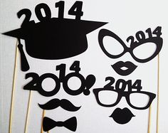 We've done these for every party this year...a must for the graduation party!