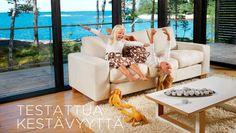 Pohjanmaan Lookbook Decor, Furniture, Love Seat, Home Decor, Couch