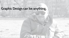 Graphic design can be anything–Mirko Borsche by Anna Craemer