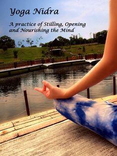 Yoga Nidra means yogic sleep. During Yoga Nidra, the mind is awake but the body is in a resting state. Chakra Healing Meditation, Yoga Nidra Meditation, Meditation Scripts, Kundalini Yoga, Meditation Music, Guided Meditation, Simple Meditation, Pranayama, Guided Relaxation