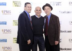 Craig Yaris, Ted Rubin and Jeff Ogden at SMW Social Media Action Camp Simple Tv, Make It Simple, Ecommerce Hosting, Long Island, Ted, Articles, Action, Branding, Social Media