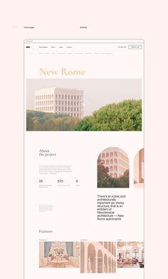 Website Ui Design projects