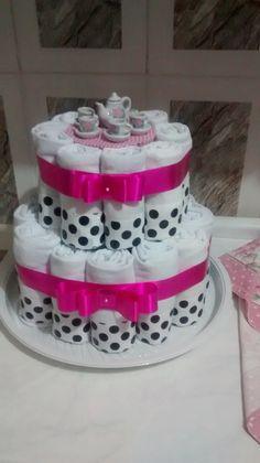 Meu bolo de pano de prato