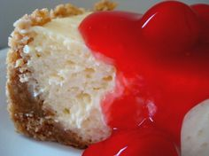 The Ultimate Cheesecake   I would use raspberrys