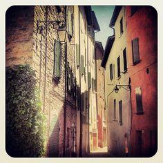 Brisighella - Instagram by albertobedeschi