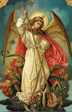 lizdesouza:  Have a Blessed Feast of the Archangels