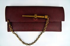 HANDMADE LEATHER WALLET by Little Lion Man by LITTLELIONMANLEATHER, $75.00