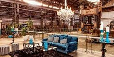 ♡ industrial chic