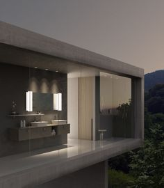 A stunning #design is always in balance with nature