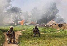 Tra le righe...: Nigeria, 150 morti in strage Boko Haram