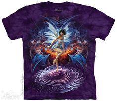 The Mountain Fairy T-shirt   Vortex Fairy