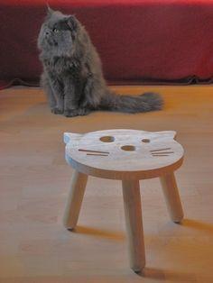 pokój dziecka - różne-Taborecik Miałczy Kotek