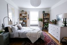 Master Bedroom In Brooklyn Tour On Design*Sponge
