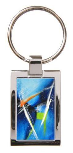 #Schlüsselanhänger aus Metall mit exklusiven Design. Ein tolles und unverkennbares Accessoires. #freistilkunstcfischer #Geschenkidee #Style #Fashion #Trend