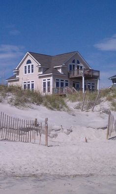 Mortgage Financing by Patty Davis, Primary Capital Mortgage.  Topsail Island, NC