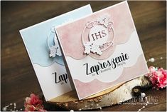 First Communion, Place Cards, Container, Place Card Holders, Scrapbook, Invitations, Instagram, First Holy Communion, Card Wedding