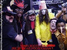 ~Vin, Dime, Buckethead  And Nipsy Russell~