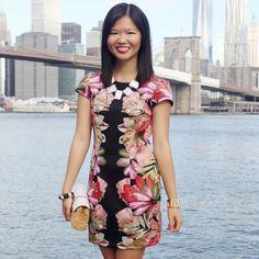 London Times Dresses & Skirts - REDUCED: Mirror Print Floral Dress
