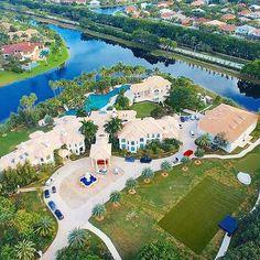 Mega mansion in Florida  #ModernMansions